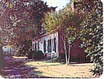 Click here to enlarge image and see more about item lp0278: Noland House,AR Territorial Restoration Postcard