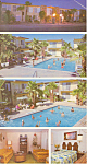 Click here to enlarge image and see more about item lp0280: Maren Manor Motel, Yuma, Arizona Postcard