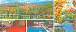 Click here to enlarge image and see more about item lp0286: Howard Johnsons Motel, White River Jct, VT Postcard