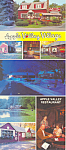Apple Valley Village Milford PA Postcard lp0287