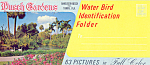 Water Birds of Busch Gardens Florida Souvenier Folder