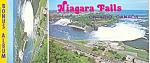 Niagara Falls,Ontario Postcard Album