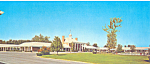 Quality Inn Mount Vernon Williamsburg Virginia Postcard lp0298
