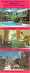 Click here to enlarge image and see more about item lp0303: Pretty Penny Guest House, Bermuda Postcard