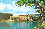 Chateau Lake Louise  Alberta Canada Postcard lp0306