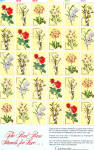 Click here to enlarge image and see more about item lp0452: Guideposts Flower Stamps