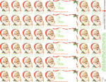 Click here to enlarge image and see more about item lp0462: American Lung Association Christmas Seals 1983