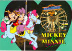 Click here to enlarge image and see more about item lp0530: Giant Ferris Wheel at Old Town  Kissimmee  FL lp0530