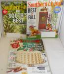Click here to enlarge image and see more about item M0016: Southern Living Magazine Lot of 3