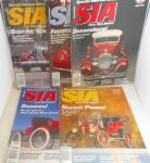 Click here to enlarge image and see more about item M0018: Special Interest Autos SIA Magazine Lot of Five (5)