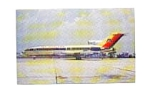Air Niagara 727 Airline Postcard mar3056