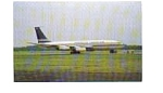 American Travel Air 720 Airline Postcard