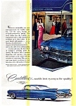 Click here to enlarge image and see more about item may0263: 1959 Cadillac Ad at Waldorf Astoria