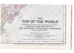 Click here to enlarge image and see more about item may0470e: Top of the World Map