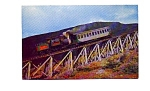 MT Washington Cog Railway Postcard