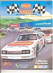 Click here to enlarge image and see more about item may1772: Sears Point 1989 Souvenir Magazine