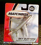Click here to enlarge image and see more about item may2079: Matchbox Sky Busters American Plane