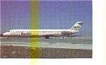 Republic DC-9-51 Airline Postcard may3221