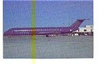 Transtar DC-9-51 Airline Postcard may3225