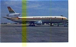Ghana Airways DC-10-30 Airline Postcard may3237