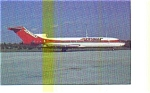 Skybus 727 Airline Postcard may3260