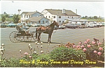 Plain and Fancy Farm Postcard n0002