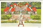 Click here to enlarge image and see more about item n0047: Bellingrath Gardens Mobile AL Postcard