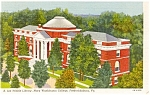 Click here to enlarge image and see more about item n0055: E Lee Trinkle Library VA Postcard n0055