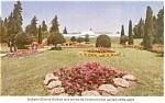 Spokane's Duncan Gardens Postcard