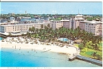 Click here to enlarge image and see more about item n0128: Sheraton British Colonial Hotel Postcard