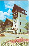 Frankenmuth MI Bavarian Inn  Postcard