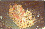 Click here to enlarge image and see more about item n0224: Mobile AL Mardi Gras Postcard n0224