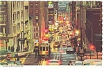 Click here to enlarge image and see more about item n0258: San Francisco,Powell St Cable Cars