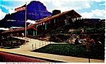 Click here to enlarge image and see more about item n0263: Montana Logan Pass Visitor s Center Montana n0263