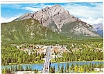 Click here to enlarge image and see more about item n0292: Banff National Park,Alberta Canada n0292