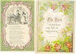 Click here to enlarge image and see more about item n0301: Victorian Religious Trade Cards Lot (2)