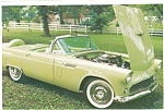 Click here to enlarge image and see more about item n0330: Conway Twitty's 1956 Thunderbird