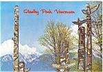 Totem Poles, Stanley Park, Vancouver BC
