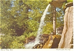 Click here to enlarge image and see more about item n0394: Tuxedo NY Sterling Forest Gardens Postcard n0394