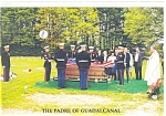 Click here to enlarge image and see more about item n0427: The Padre of Guadalcanal Frederic P Gehring, Postcard n0427