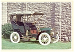 Click here to enlarge image and see more about item n0478: 1904 Model B Ford Touring  Postcard