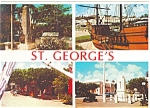 Click here to enlarge image and see more about item n0501: St. Georges Bermuda Multi View n0501
