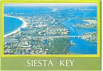 Siesta Key Florida Postcard n0522