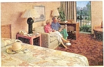 Days Inn  Hotels and Suites  Interior  Postcard n0539