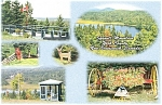 New Brunswick Canada Sproull Mountain Postcard n0543