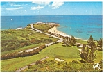 Click here to enlarge image and see more about item n0563: Bermuda St. Catherines Point Postcard n0563