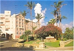 Hamilton,Bermuda, The Princess Hotel Postcard