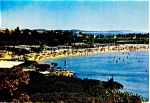 Click here to enlarge image and see more about item n0573: Glyphada Greece Coastal Scene Postcard n0573