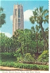 Click here to enlarge image and see more about item n0614: Lake Wales, FL Majestic Singing Tower Postcard