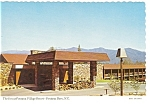 The Inn at Fontana Village Resort NC Postcard n0646